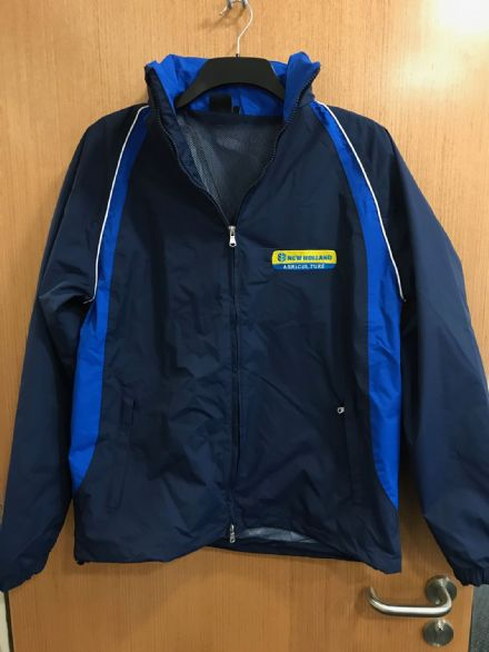 New Holland Showerproof Jacket - MEDIUM